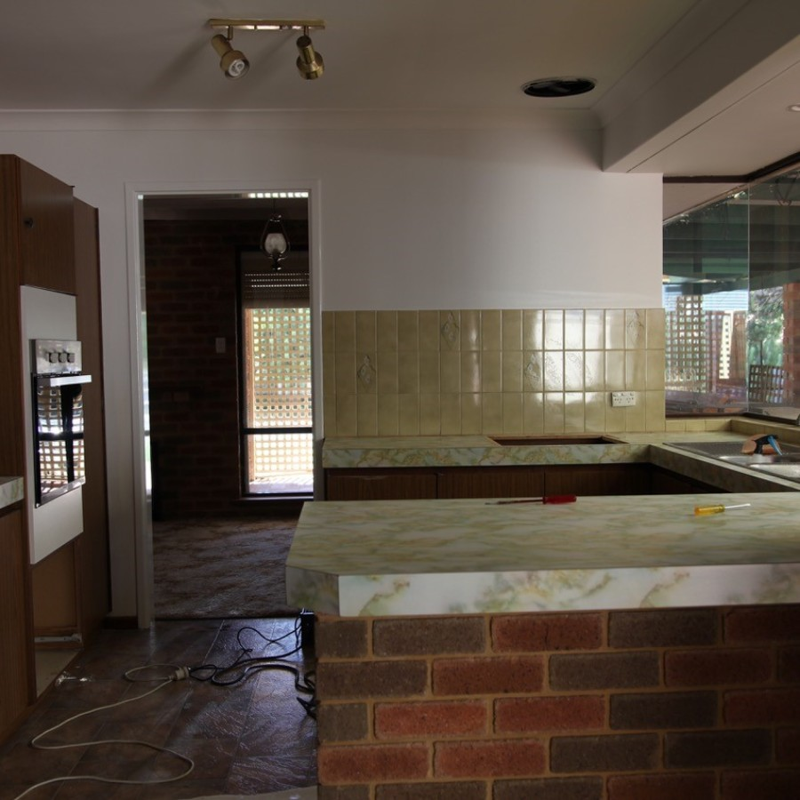 Kitchen Before & After Photo Gallery
